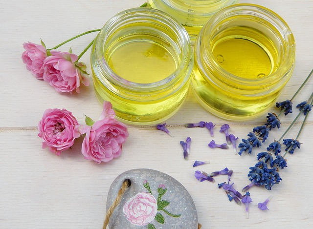 Clary Sage Oil remove pimples